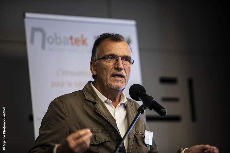FRANCOIS PELEGRIN ARCHITECTE RENCONTRES NOBATEK INEF4 ITE AUTOUR DE LA TRANSITION ENERGETIQUE ET LA RELANCE DU BATIMENT